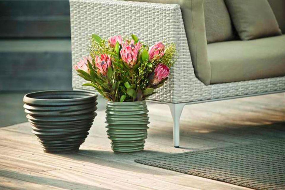 Den Garten dekorieren – schöne Ideen