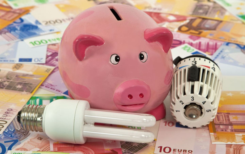 Wie man mit wenig Aufwand Hunderte Euro Energiekosten im Jahr sparen kann