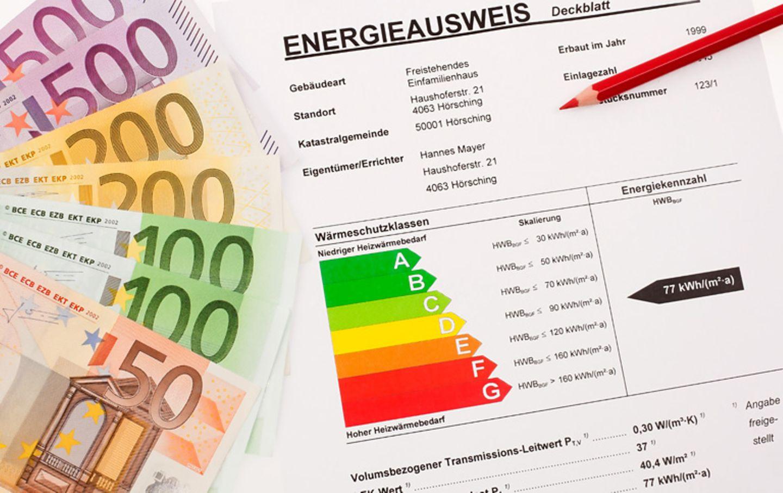 Energetisch sanieren