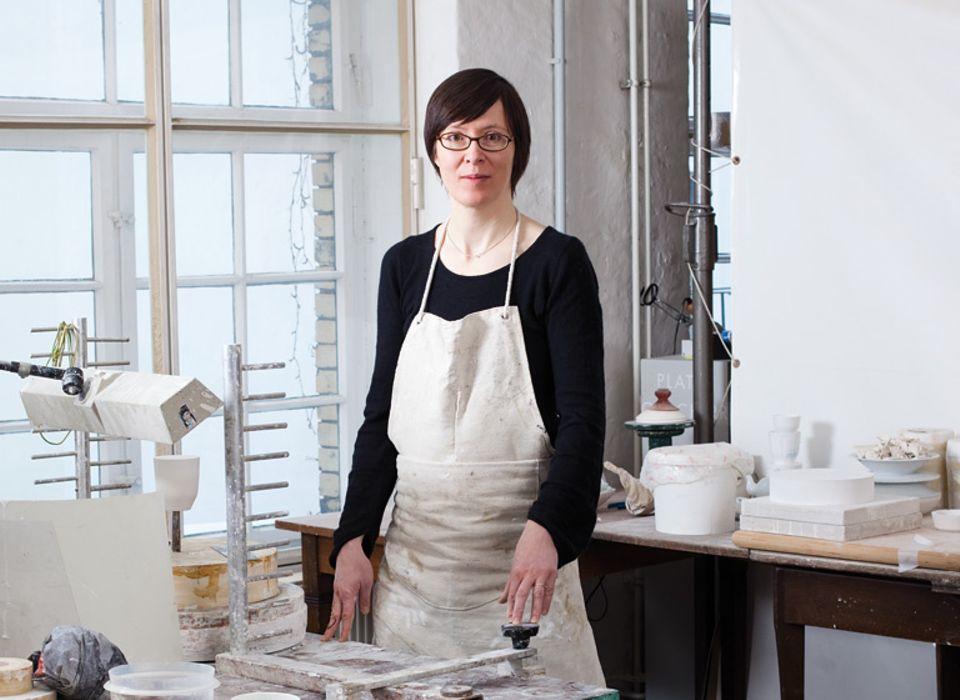Designerin für Kahla: Barbara Schmidt