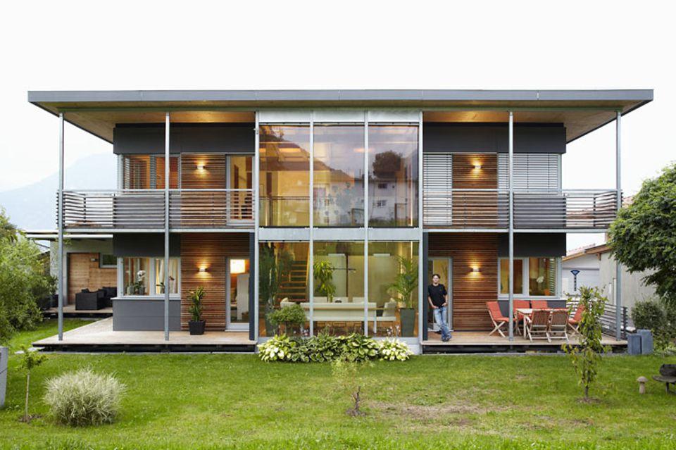 Hersteller: Wolf System: Modernes Landhaus