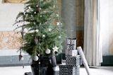 Weihnachtsbaum schmücken - mit Ketten, Girlanden und Lametta - Bild 9
