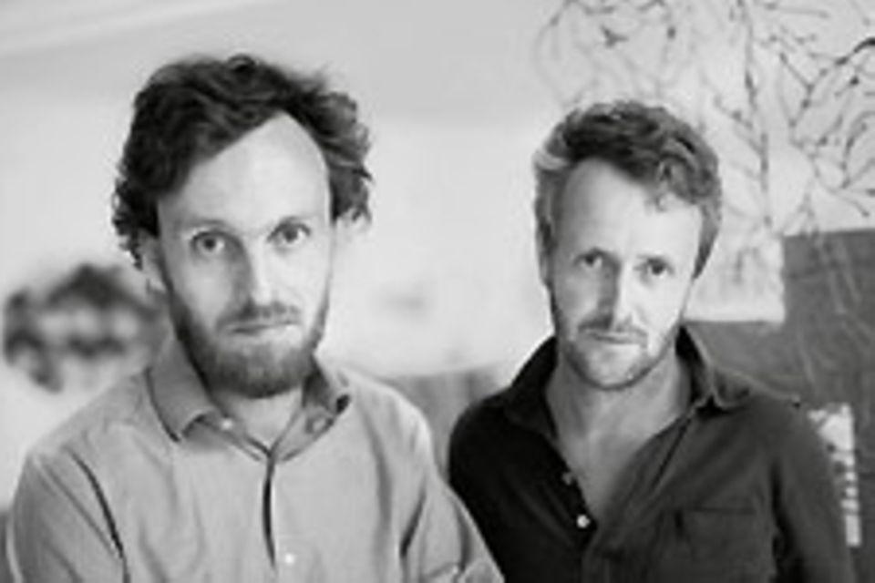 Die Designbrüder Erwan und Ronan Bouroullec