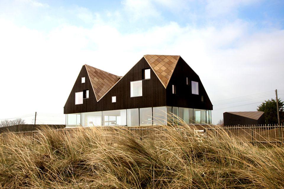 """Sanfte Weite: """"Dune House"""", Suffolk (Südengland)"""