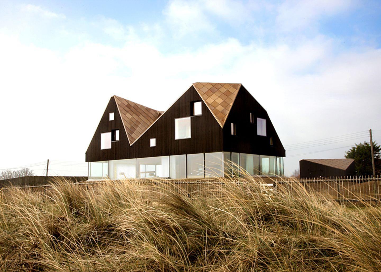 """Sanfte Weite: """"Dune House"""", Suffolk (Südengland) - Bild 27"""