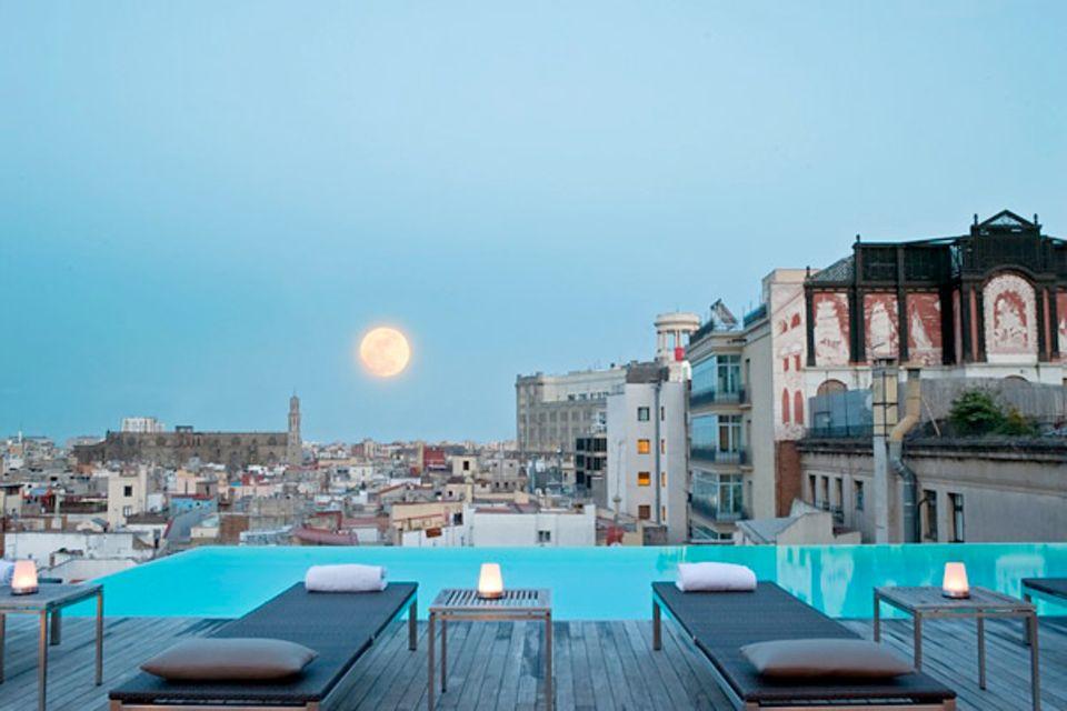"""Grand Hotel Central"" in Barcelona"