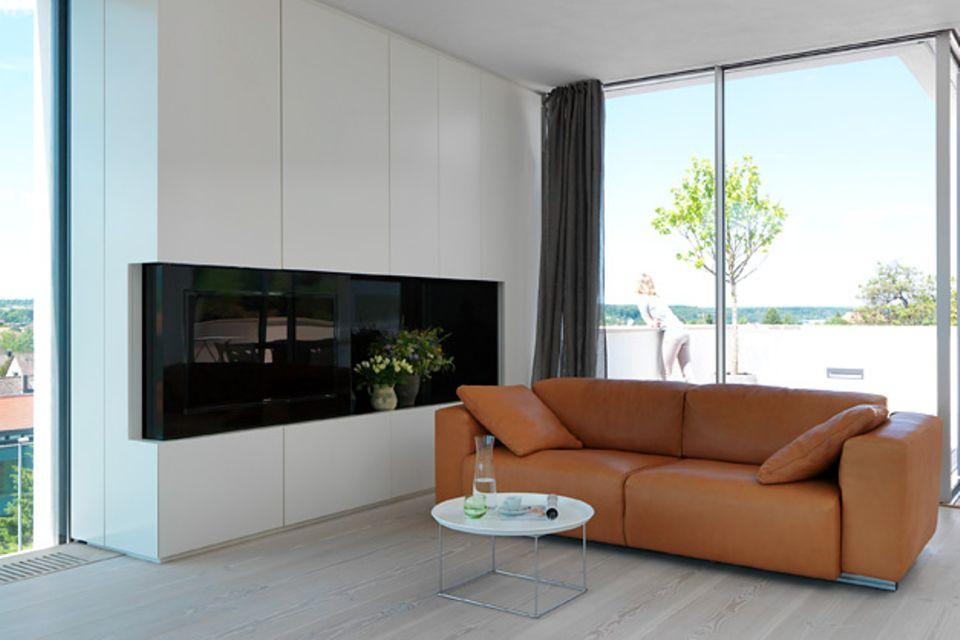3. Preis: Weiße Villa im Bauhaus-Stil