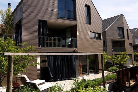 2. Preis: Modernes Wohnhaus aus Holz