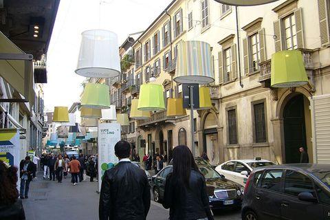 Fotostrecke: Mailänder Möbelmesse 2010