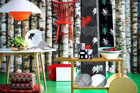 "Limitierte Designkollektion ""Trendig"" bei Ikea"