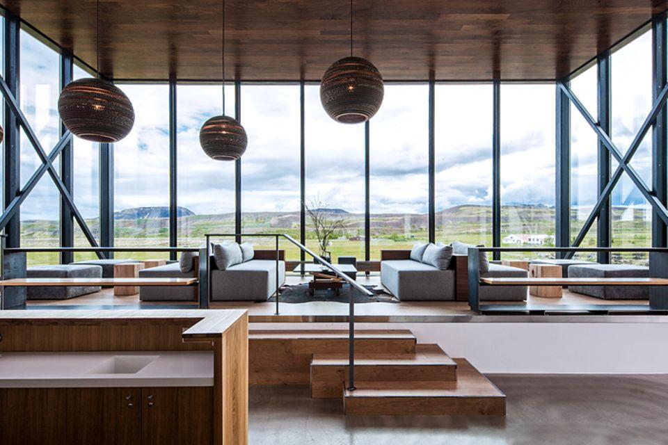 "Designhotel ""ION"" in Island"
