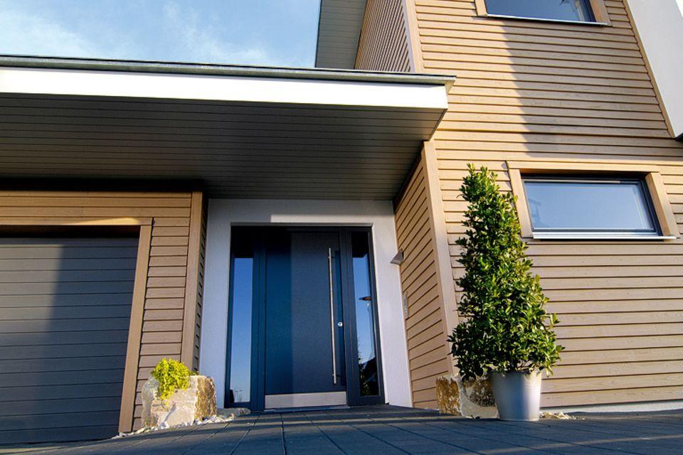 Hauseingang gestalten: Ideen und Tipps für den Eingangsbereich