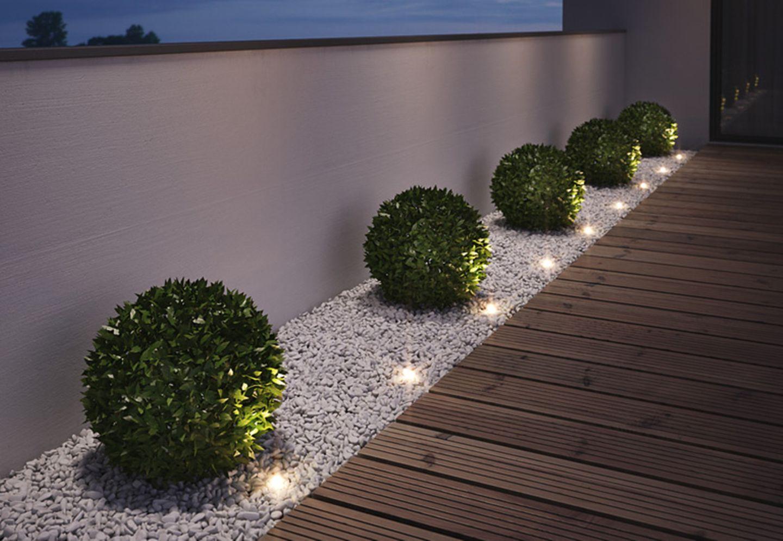 """Gartenleuchten mit LED: """"Gardenspot Mini"""" von Osram"""