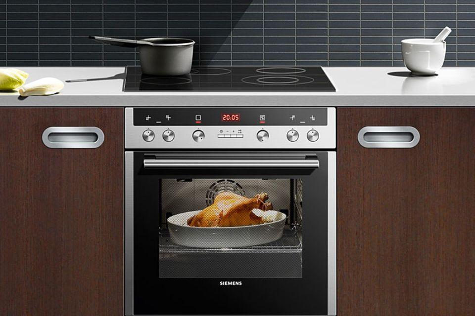 Küche modernisieren: Siemens Herde und Kochfelder
