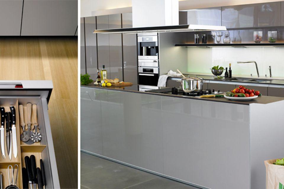 """Sicheres Küchensystem """"S1"""" von Siematic"""