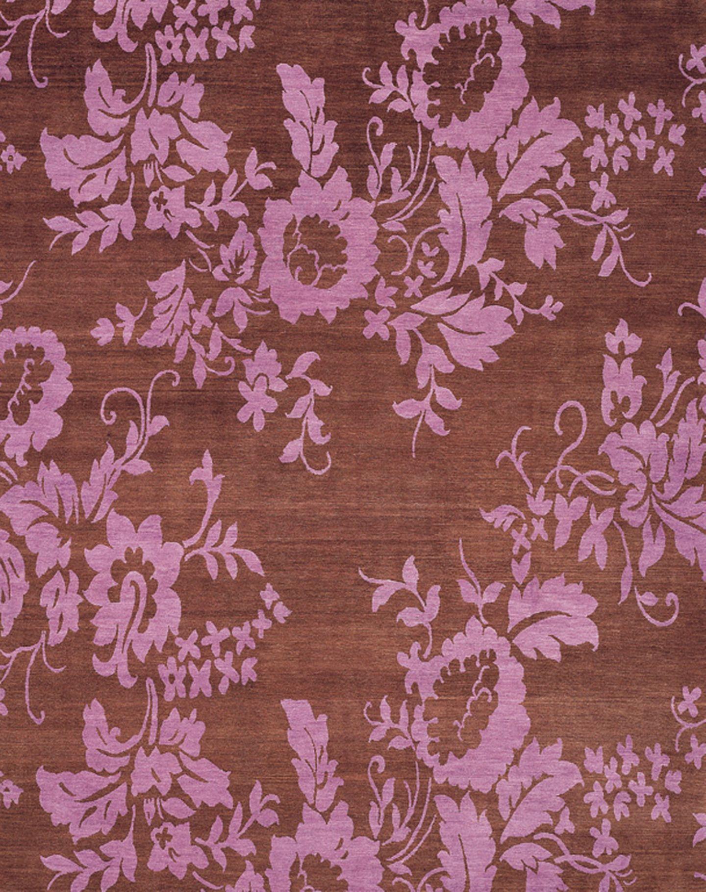 "Blumenteppich ""Carmelina"" von The Rug Company"