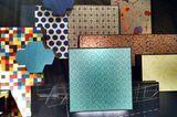 Teppichmuster von Vorwerk