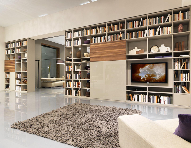 Massgefertigte Wohnwand Amineo Bild 14 Schoner Wohnen