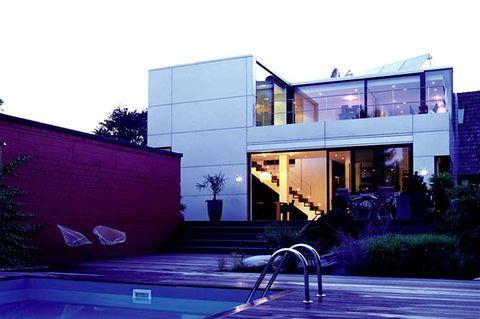 Großzügiges Einfamilienhaus mit Flachdach