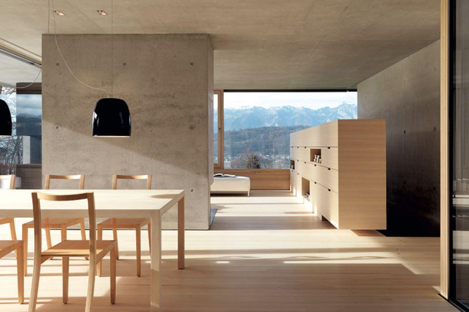 Inspiration: Architektenhäuser und ihre Wandgestaltung
