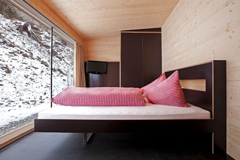 """Das Apartmenthaus """"Refugio"""" von innen - Bild 24"""