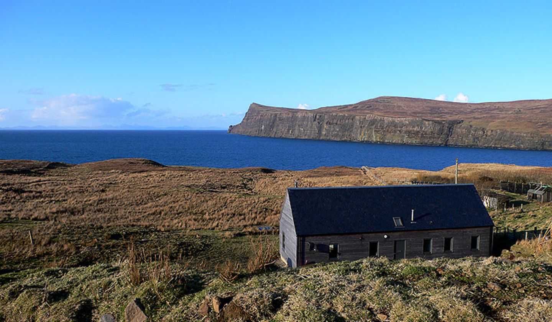 """Am Ende der Welt: """"Wood House"""", Isle of Skye (Schottland) - Bild 33"""