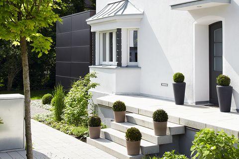 3. Platz: Modernisierungs-Wettbewerb: Umbau zur weißen Stadtvilla