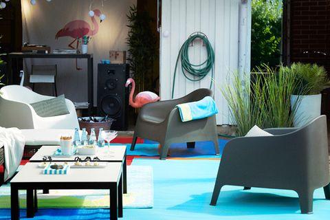 Gartenmöbel: Ikea für draußen 2013