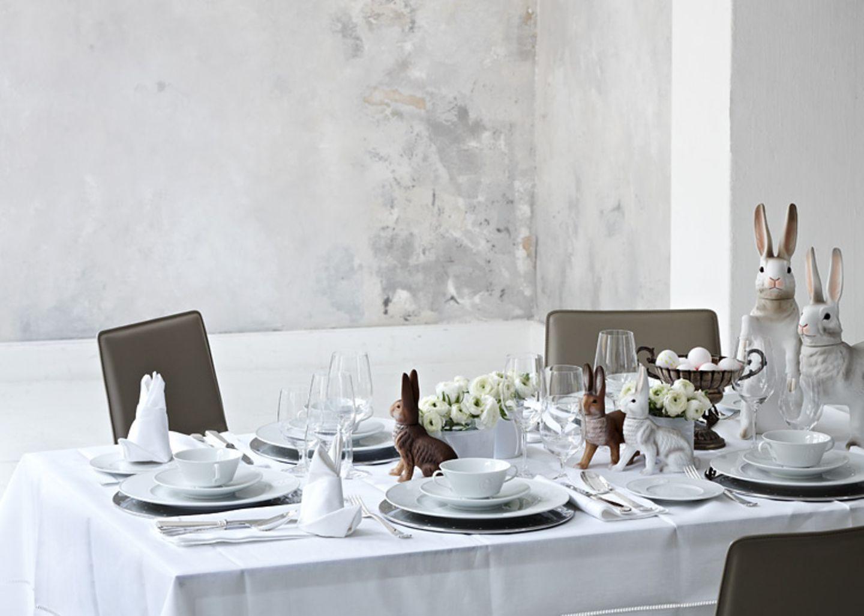 Tischdeko zu Ostern – klassisch und traditionell - Bild 16