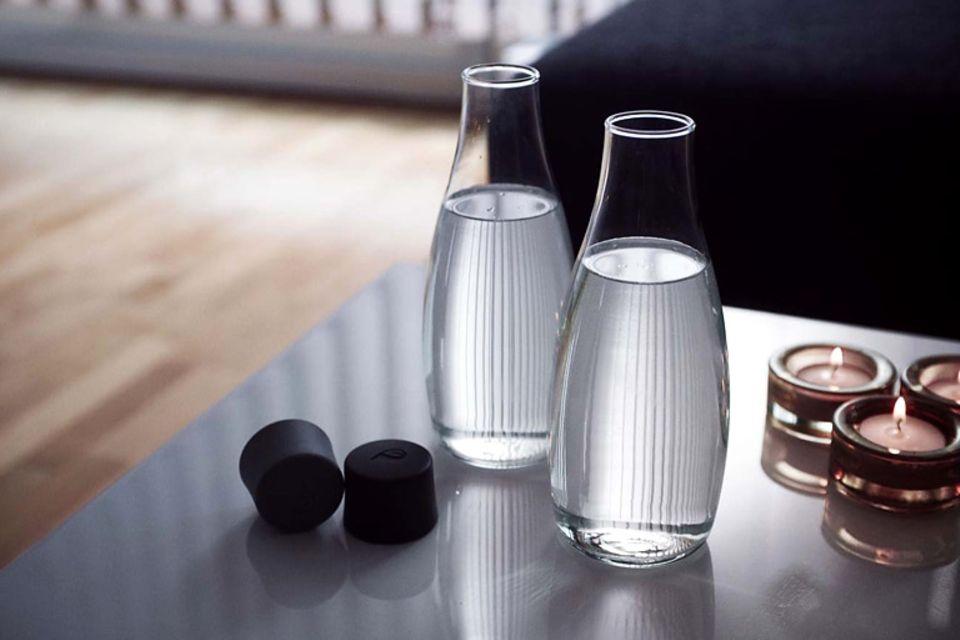 Wasserflaschen für unterwegs