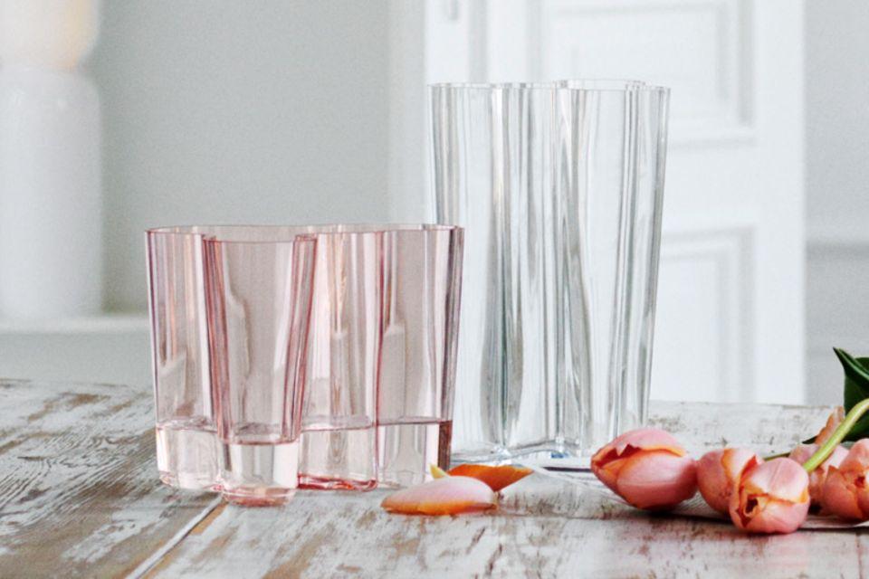 """Vase """"Alvar Aalto"""" von Iittala"""