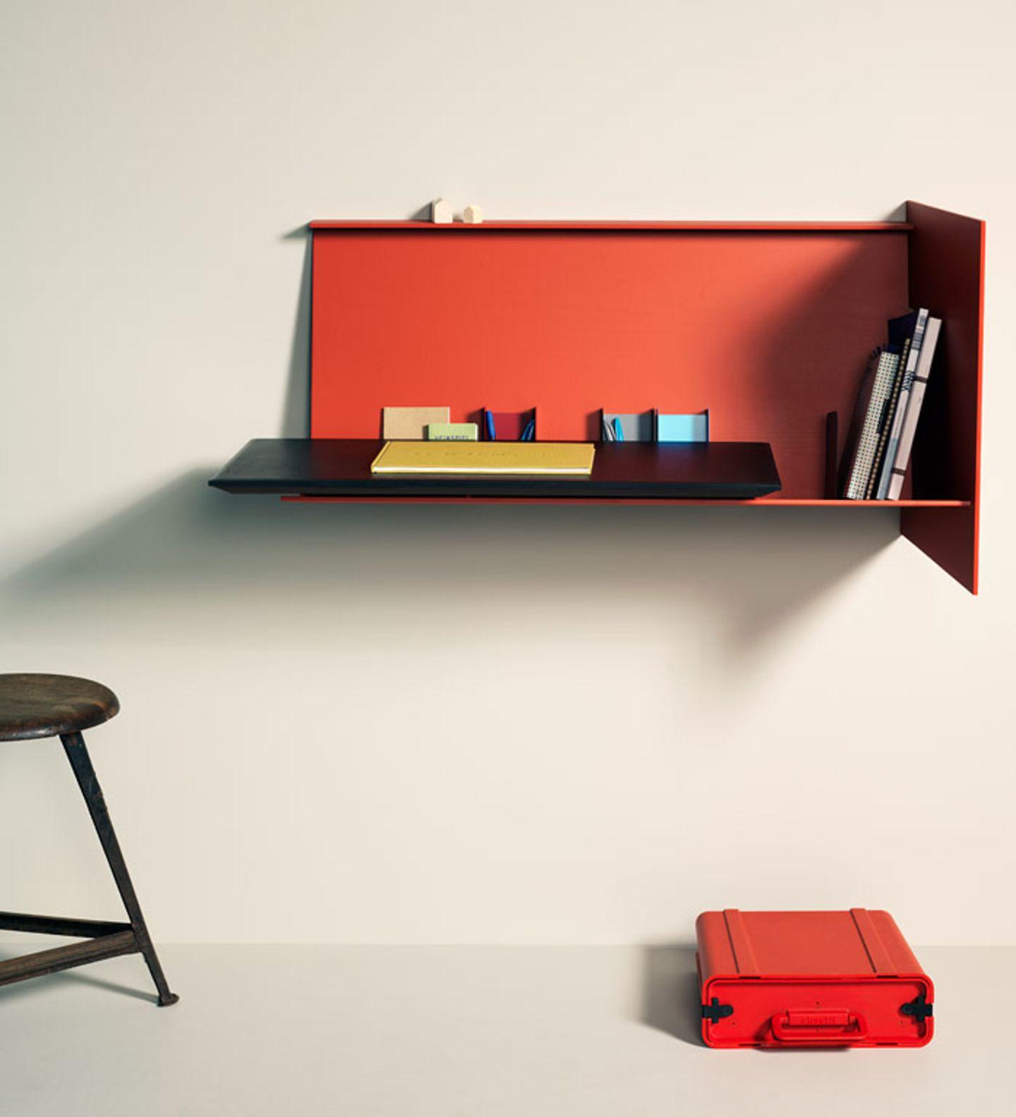 """Wandsekretär """"Desk Pad"""" von Böwer - Bild 14"""