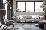 Grau in Grau in Grau im Wohnzimmer - Bild 6