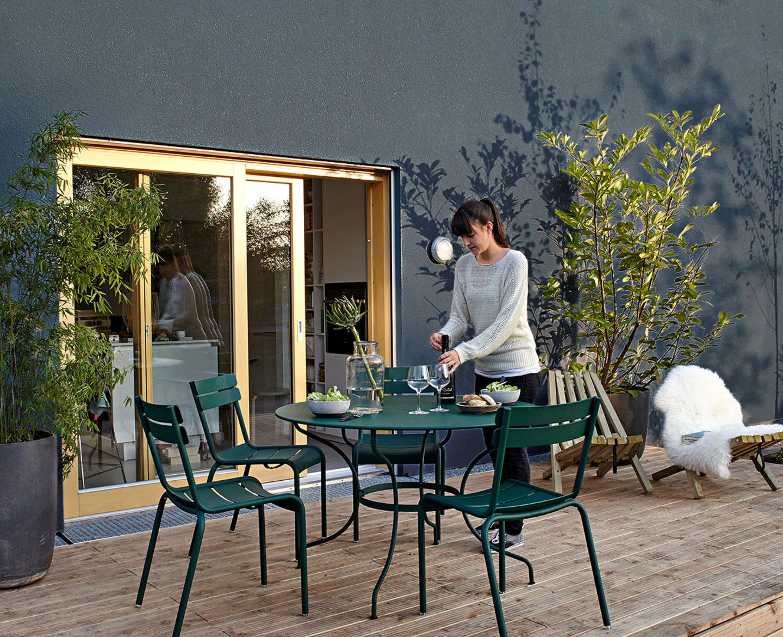 SCHÖNER WOHNEN-Haus: Moderner Freisitz: Terrasse mit Holzdeck - Bild 3