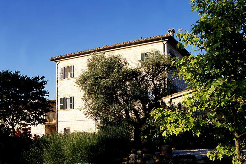 Landhausstil in Italien