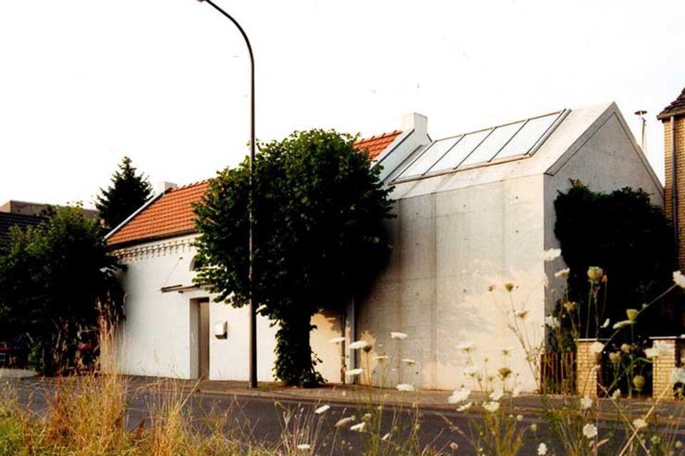 Renovierter Hof