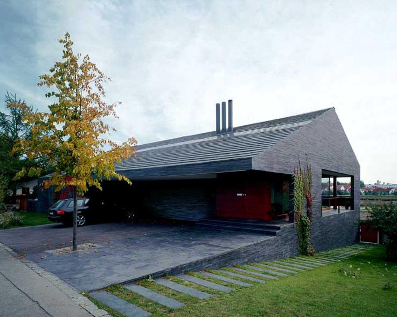 Appartementhaus mit Schieferfassade - Bild 20