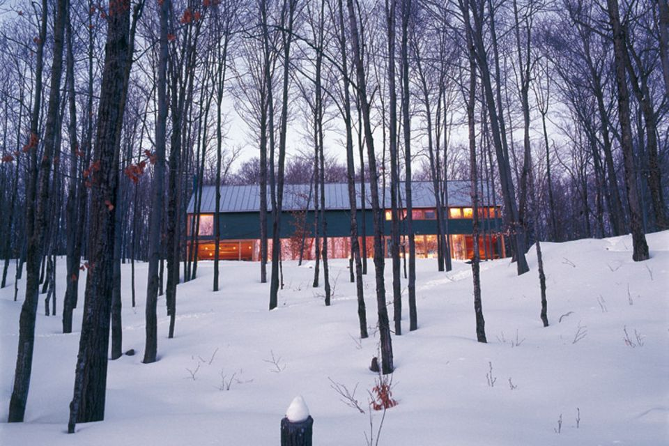Wochenendhaus in Kanada