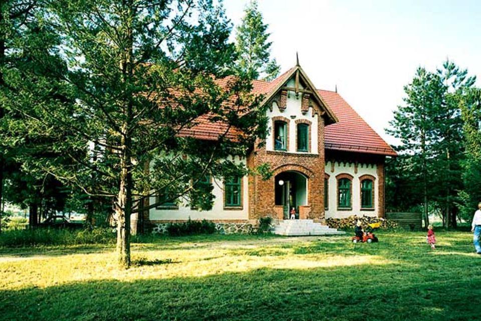 Repräsentatives Einfamilienhaus