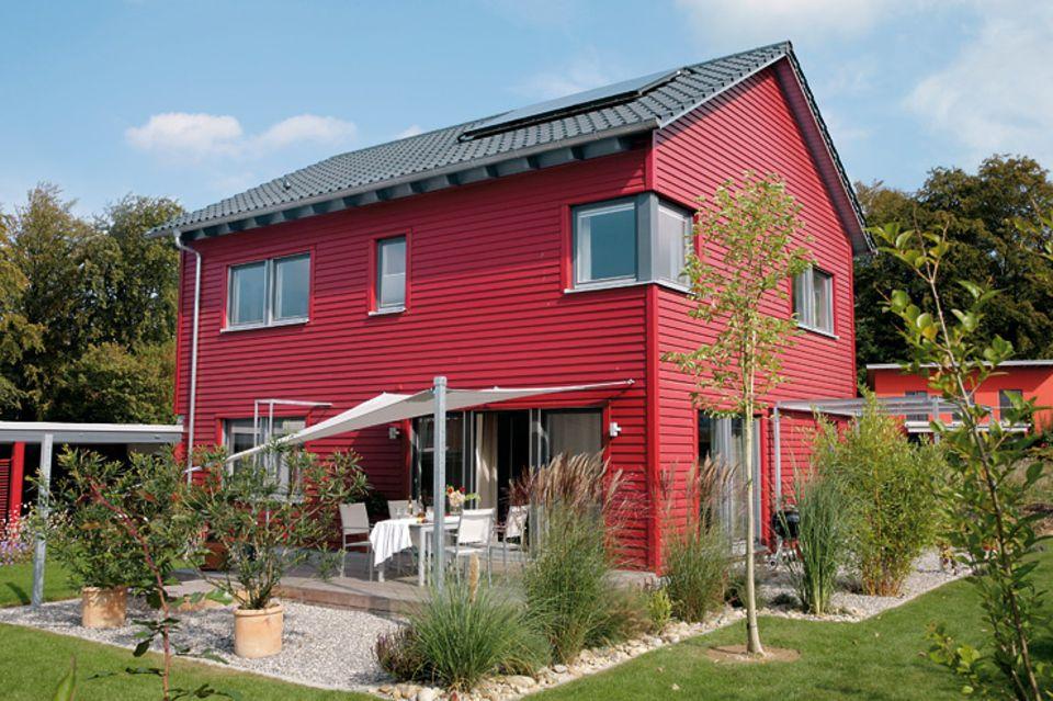 Hersteller: SchwörerHaus: Schwedisches Einfamilienhaus