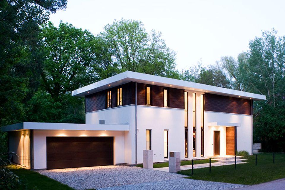 Hersteller: Haacke: Bauhausvilla als Fertighaus
