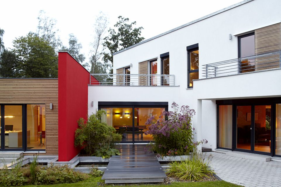 Hersteller: Luxhaus: Arbeiten und Wohnen in Einem