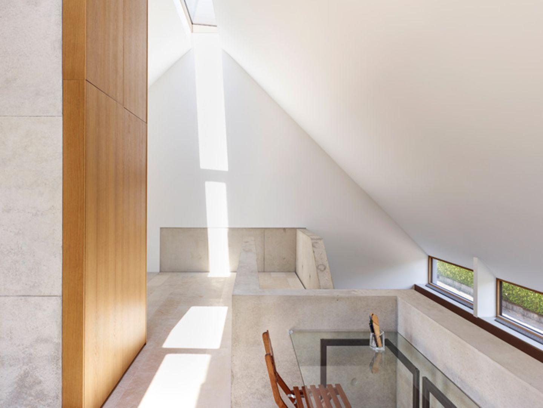 Dachschräge für einen Treppaufgang nutzen - Bild 6