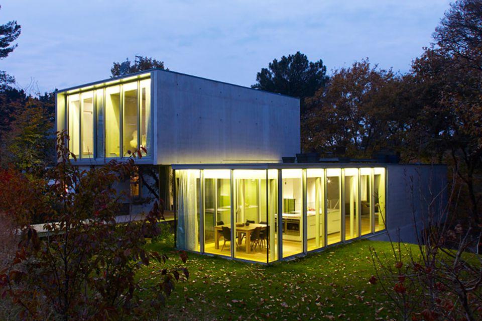Flachdachhäuser – von Architekten geplant
