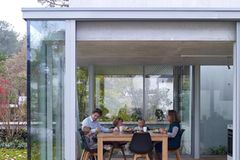Küche; Architektenhaus; Atelier Arcau