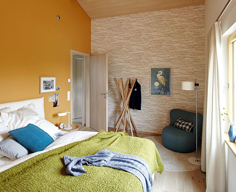SCHÖNER WOHNEN-Haus: Elternschlafzimmer unter dem Dach - Bild 2