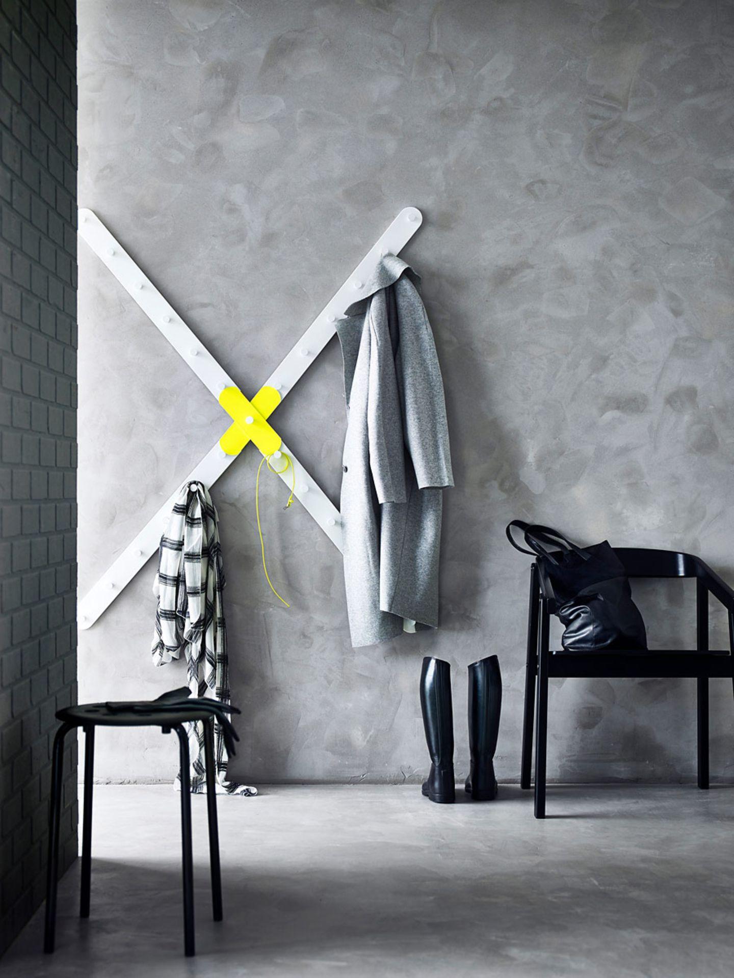 Mit welchen Farben und Spachteln man Beton perfekt simulieren kann - Bild 12