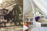 Umbauen & Renovieren: Holzhaus denkmalgerecht saniert