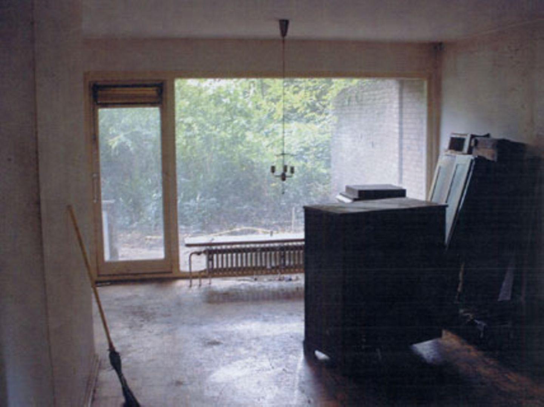 Vorher: Haus im schlechten Zustand