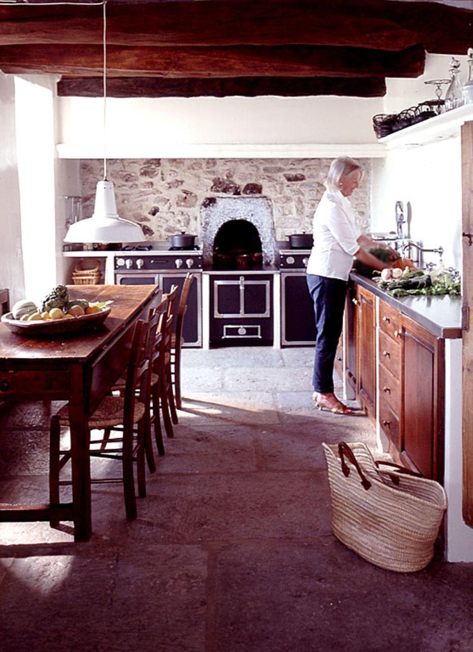 Eine Küche wie aus dem Bilderbuch